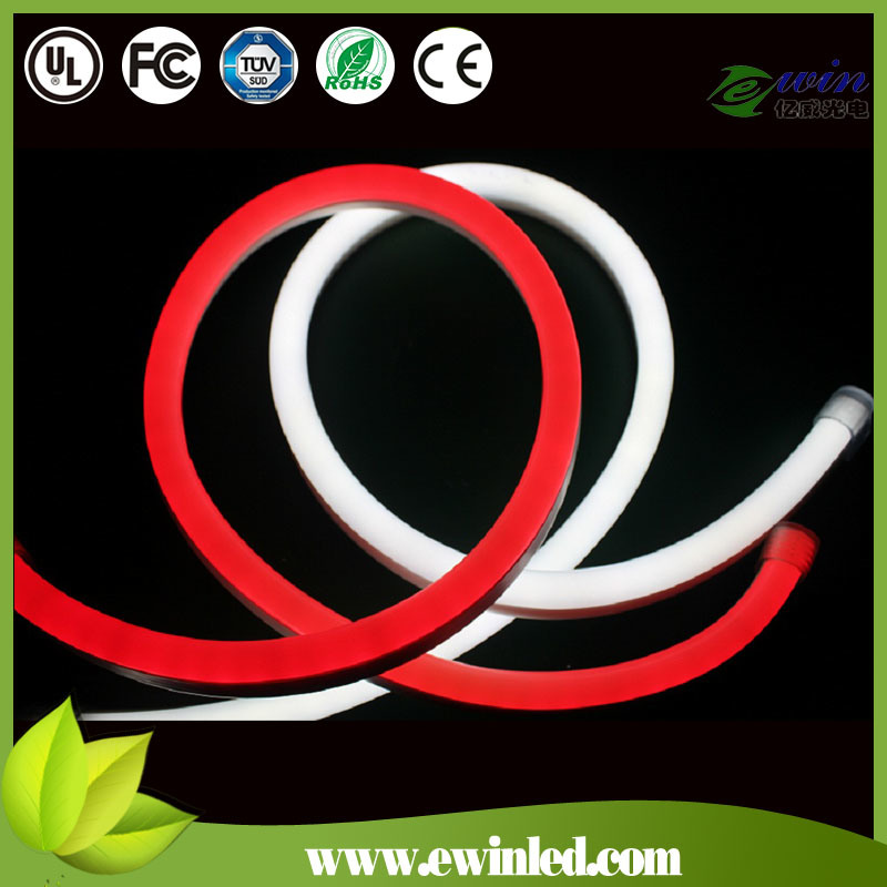 IC Digital LED RGB Neon with 60LEDs/M, Cutting Length 10cm