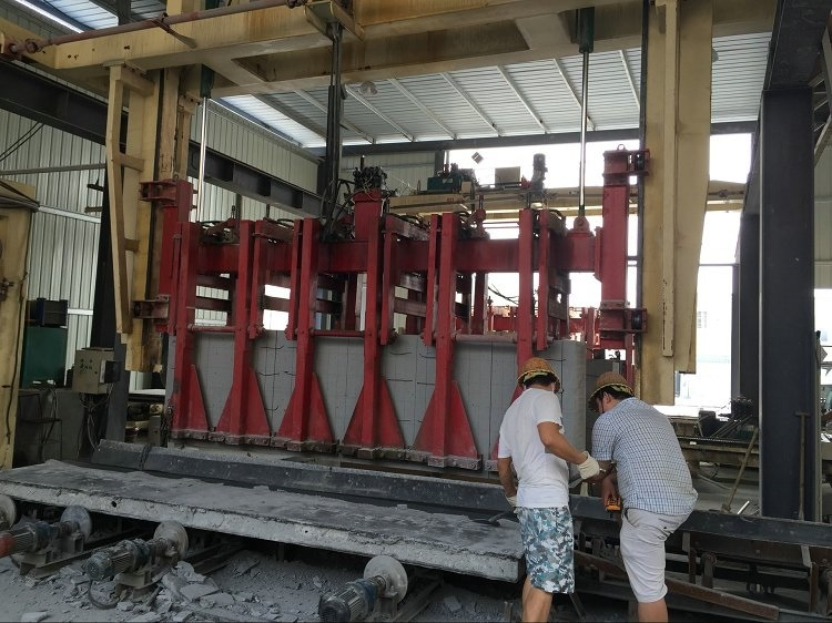 India Price AAC Block Making Machine Plant for Making Light Concrete Block Equipment