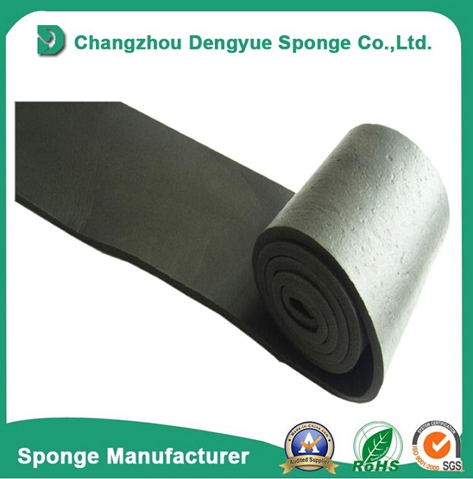 Fireproof Waterproof Industrial Neoprene EPDM Cr PVC NBR SBR Foam Rubber Sheet