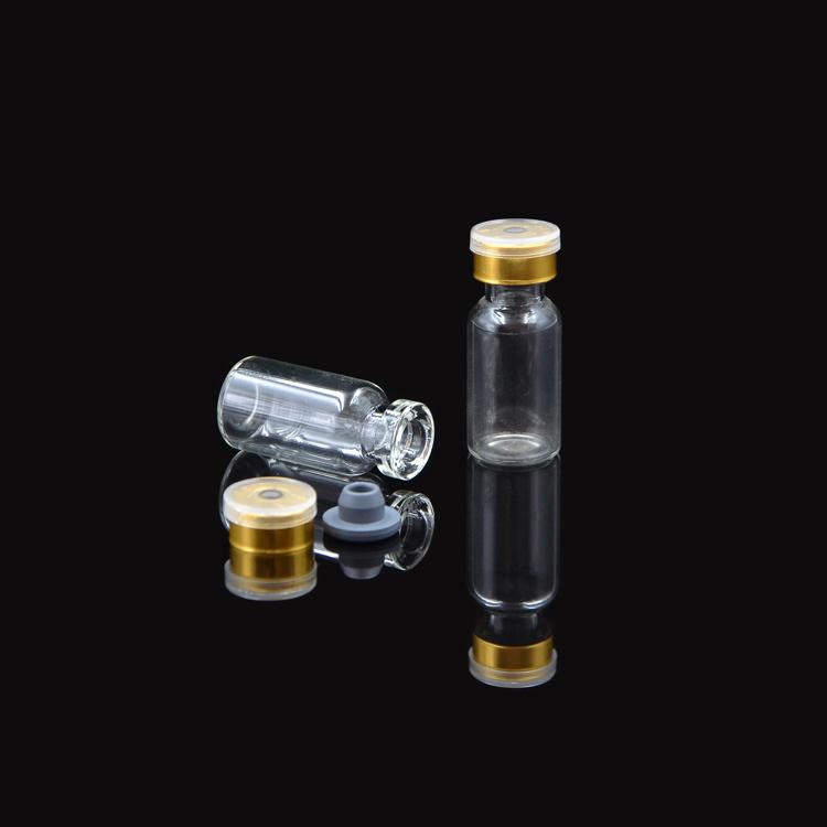 3ml Vial Lyophilized Control Glass Bottles of Antibiotics Penicillin