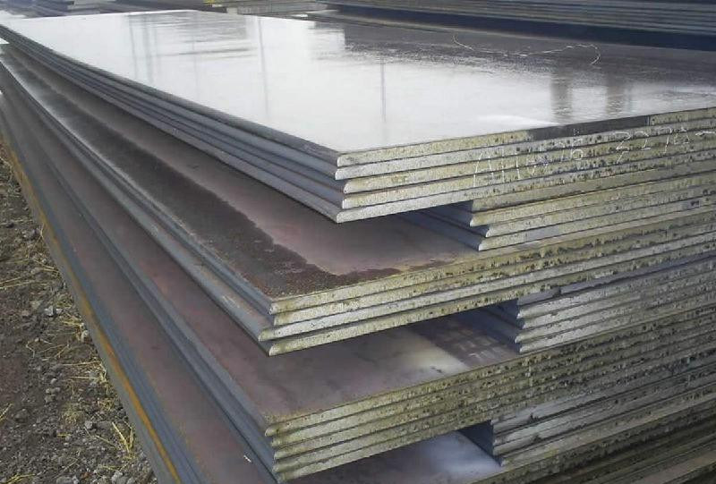 Q345b High Strength Low Alloy Structure Steel Plate (Q345B)