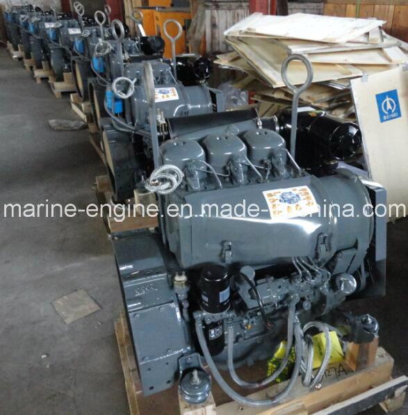 3 Cylinders Air Cooled Deutz Engine F3l912/913