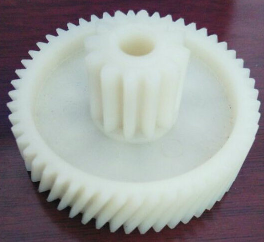 Plastic Helical Gear for Bank Machine