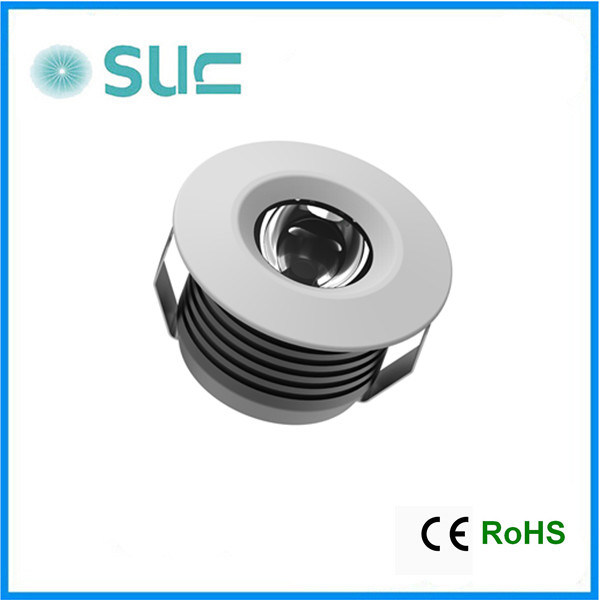 3W Decorative Recessed Under LED Cabinet Light for Kitchen (SLCG-F004)