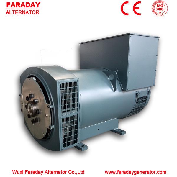 Stc Three Phase Brushless 500kVA 400kw AC Alternator