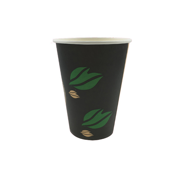 The European and American style paper cup designs