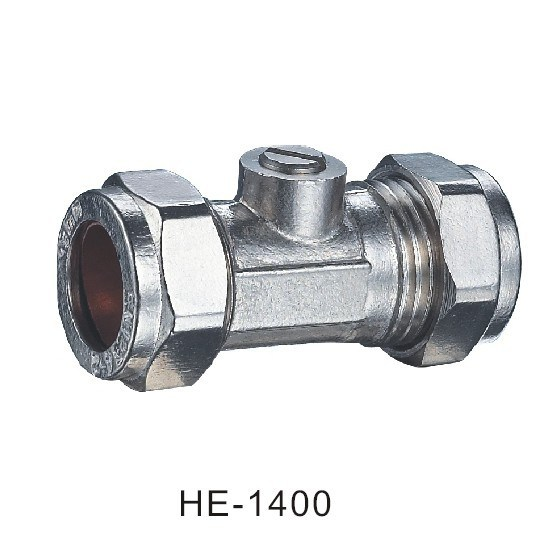 (HE1400-HE1413) Ball Valve Pn25 with Good Quality for Water, Oil