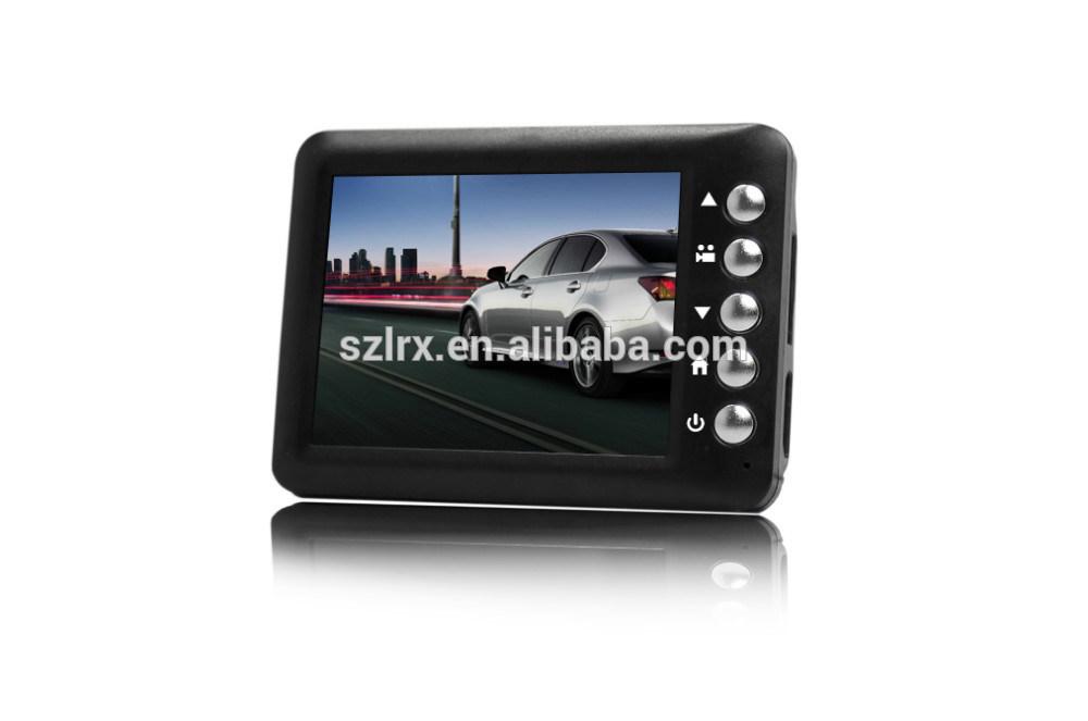 Novatek HD720p Car Camera Video Recorder