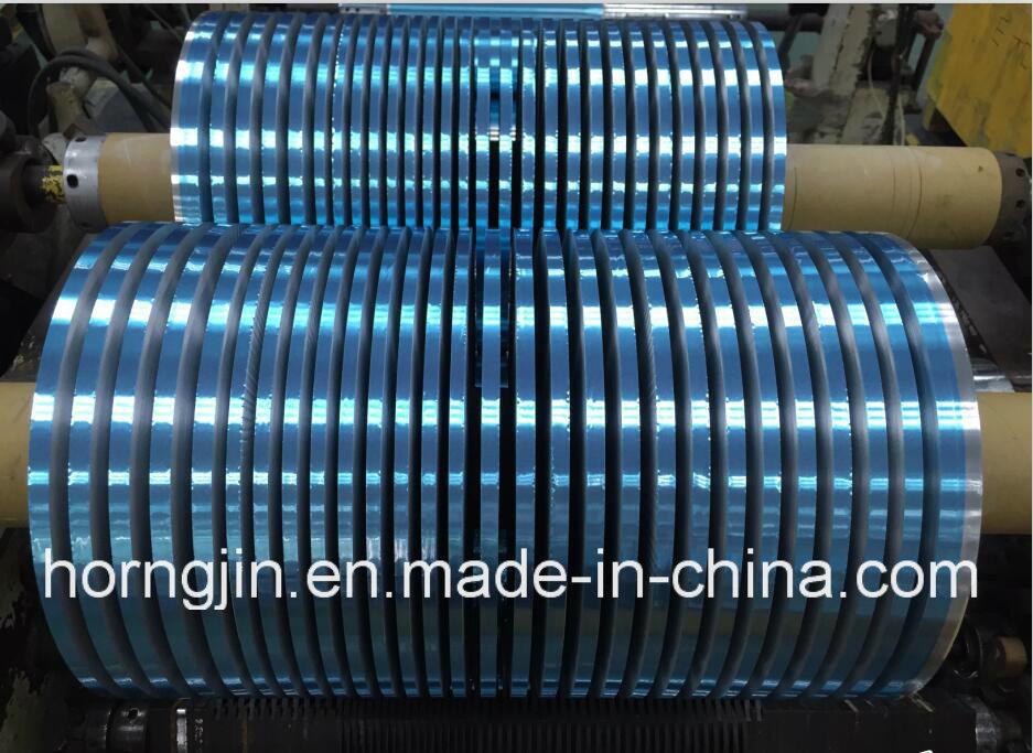 Aluminium Foil Fin Strip /Aluminum Foil Polyester Tape for Cable