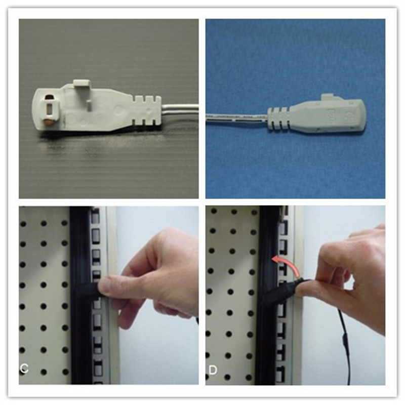LED Shelf Lighting System Light Fixtures