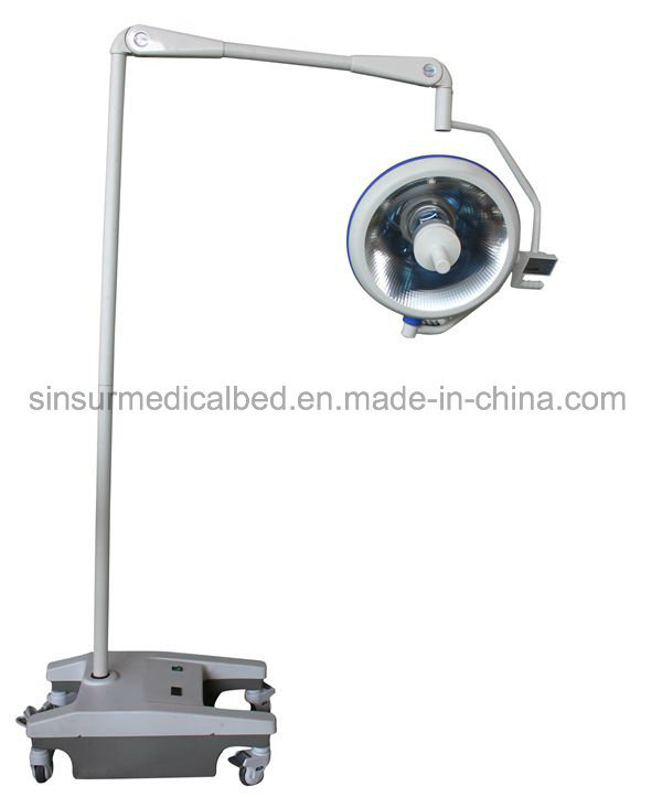 Medical Equipment Emergency Mobile Surgical Operating Room Lamp