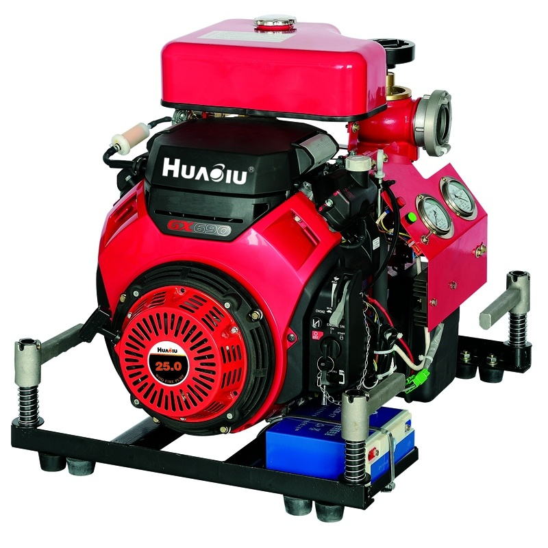 27HP Fire Fighting Water Pump with Honda Engine Bj-20A