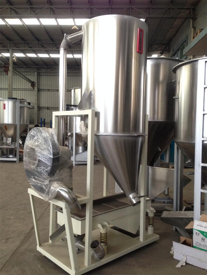Integrated Machine with Vibration Sieve Storage Blowing Machine