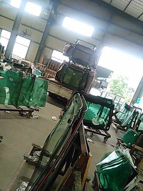Car Windshield Glass for Changan, Yutong Bus