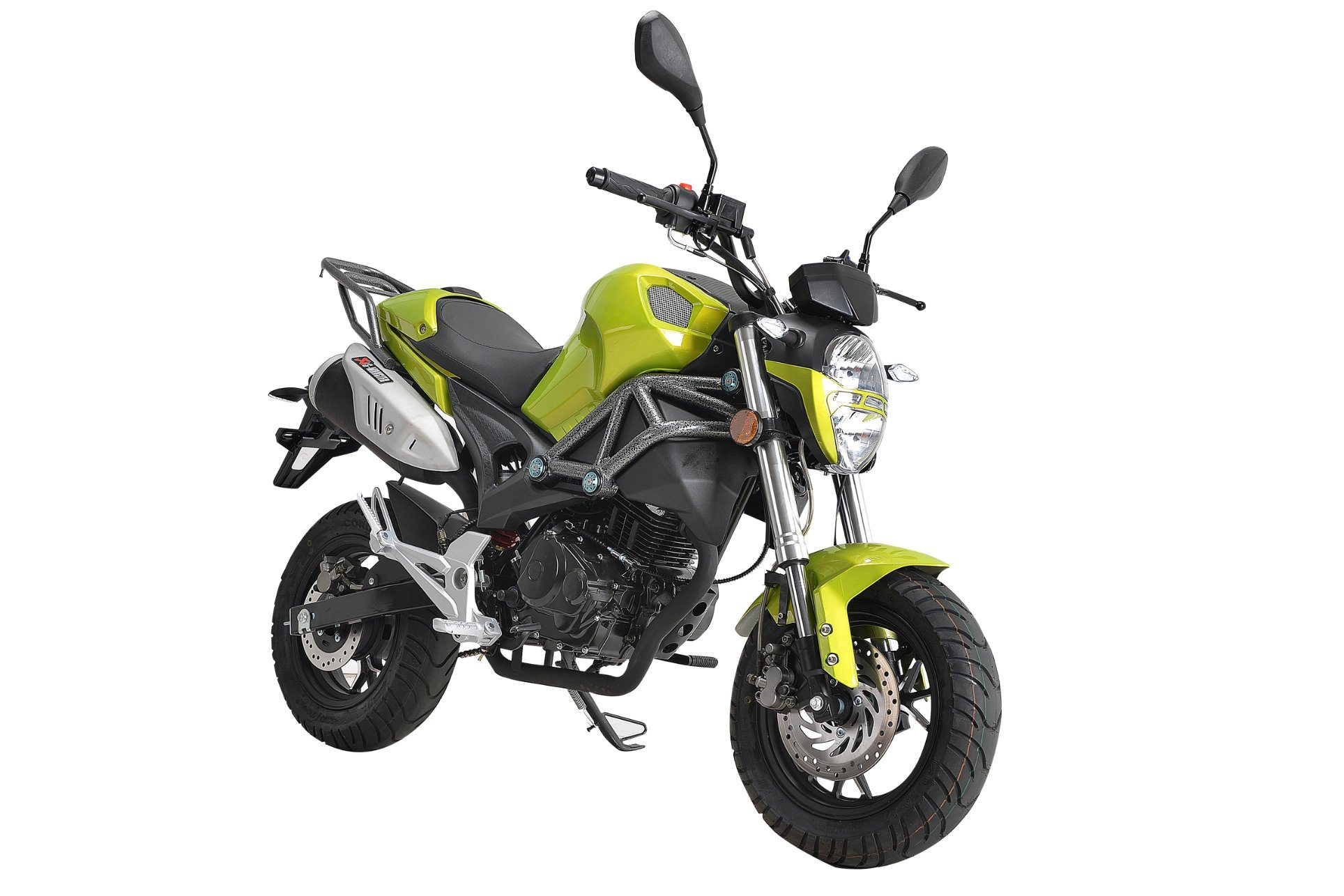 Knightliness Motorcycle, 125cc