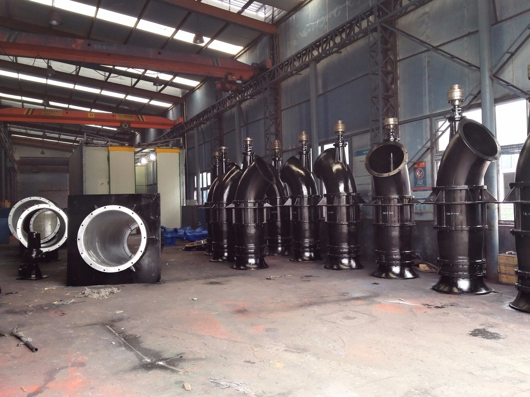 High Quality with Lower Price Vertical Axial- (Mixed) -Flow Pump