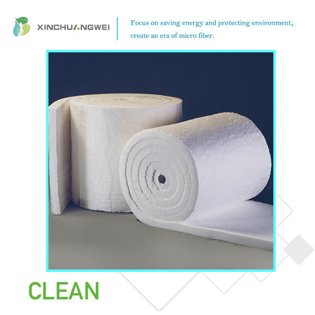 Fireproof Formaldehyde-Free Insulation Material Glass Wool for Oven