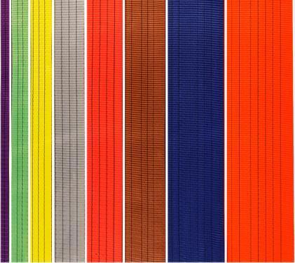 Polyester Webbing Sling Fabric 8: 1