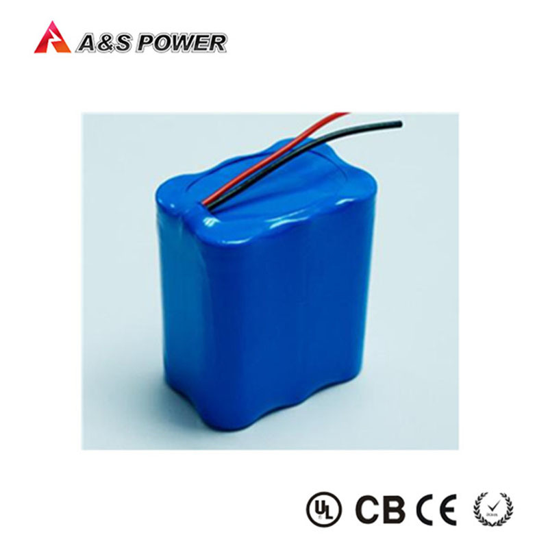 11.1V 4.4ah 18650 Lithium Ion Battery Pack for Portable Speaker