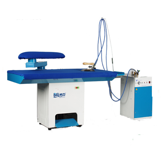 Laundry Vacuum Ironing Table Machine