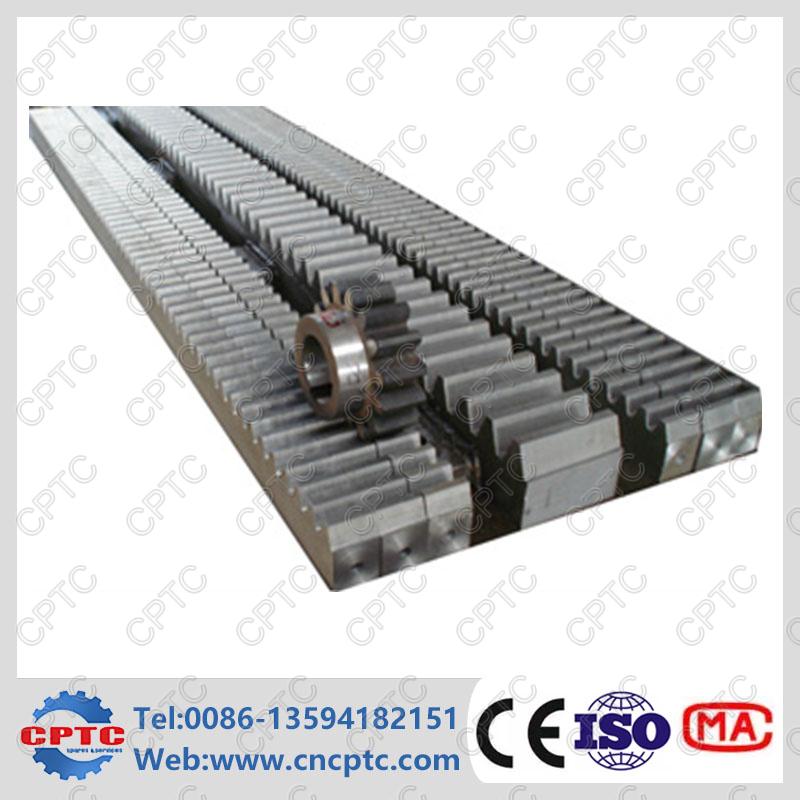Small Rack and Pinion Gears, Spur Gear Racks, Helical Gear Rack
