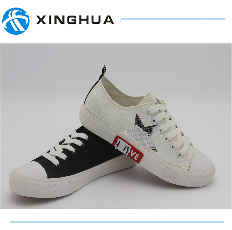 Fashionable Good Price Canvas Shoes