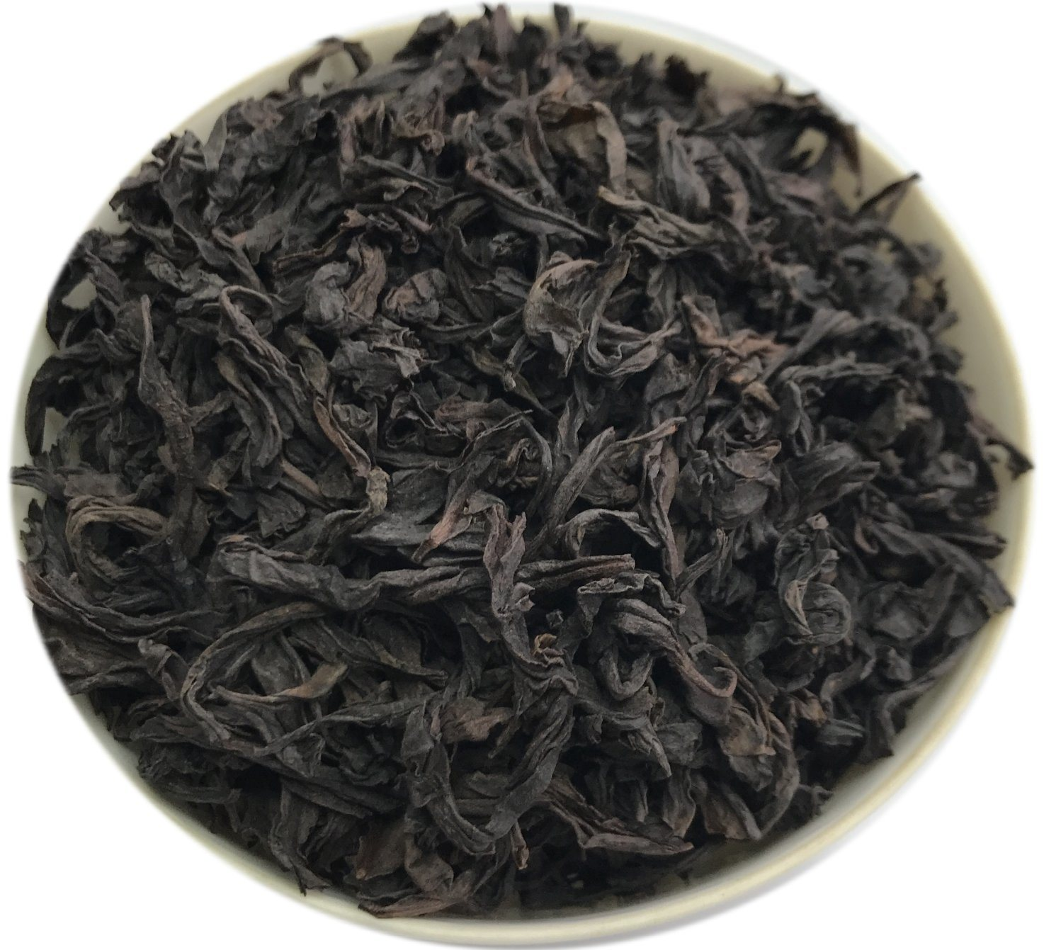 Oolong Tea Black Leaf--Wuyi Rock Oolong
