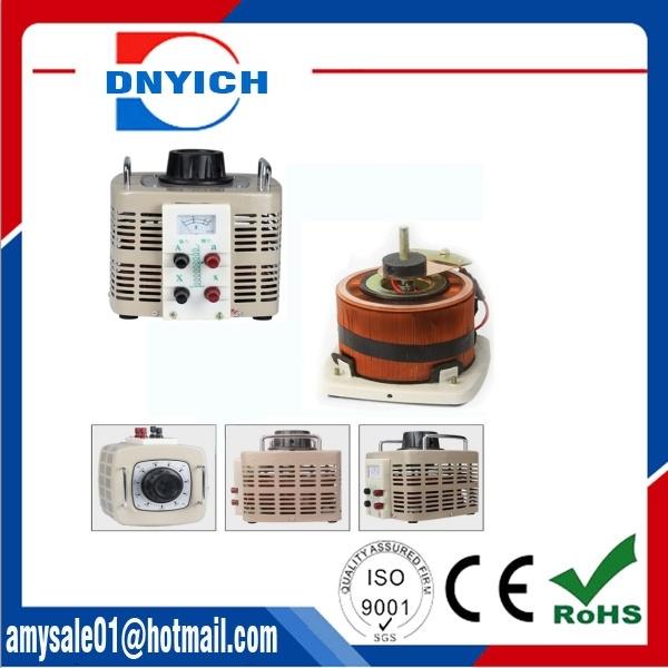 Tdgc2, Tsgc2 AC Servo Motor Manual Voltage Regulator