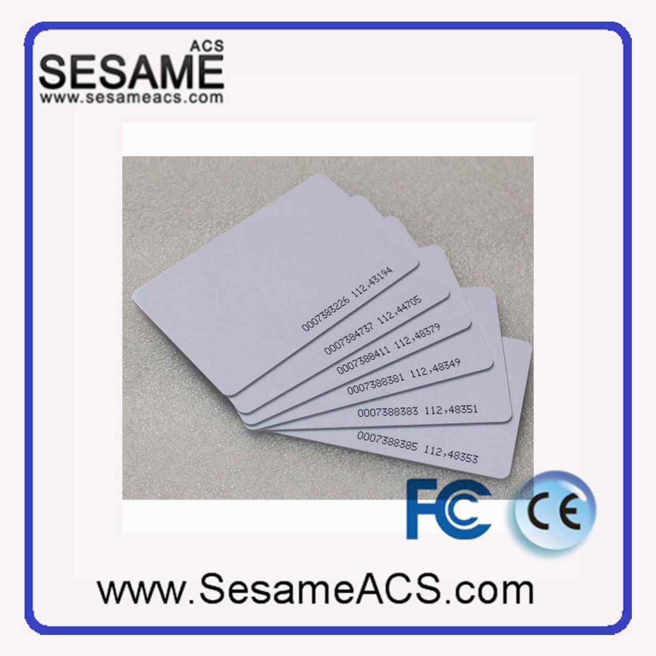 Low-Cost 125kHz RFID Em Card/125kHz Chip Card (SD5)