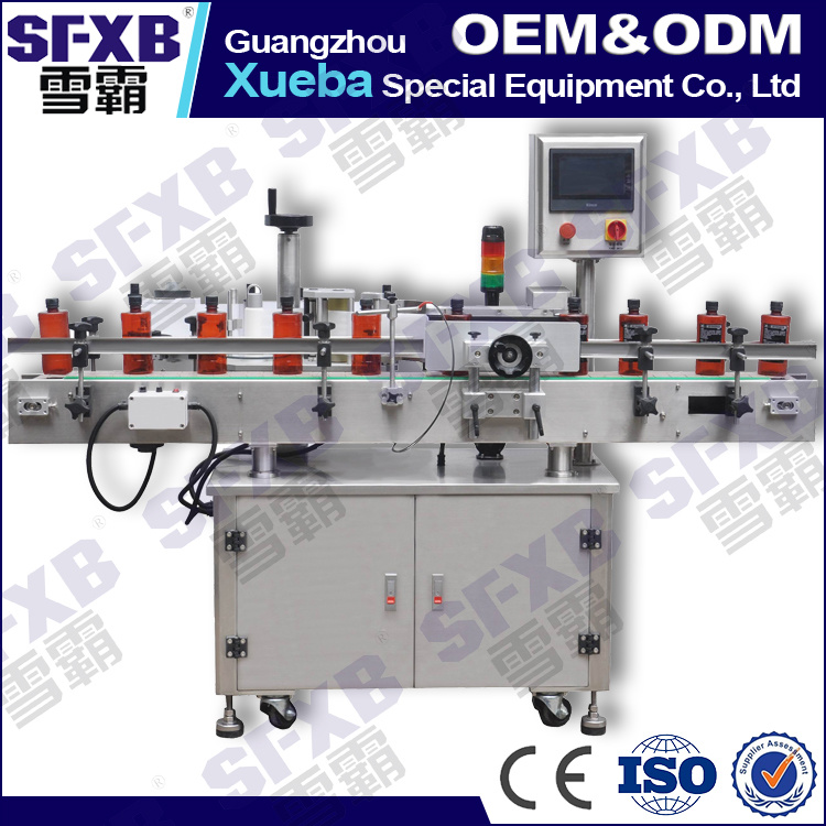 Sf-3030 Automatic Round Bottle Labeling Machine