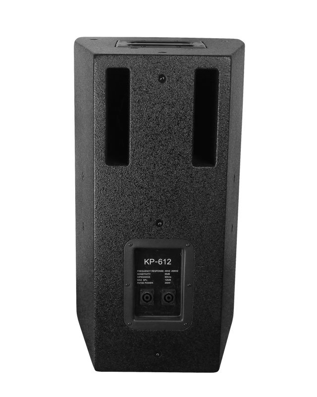 Kp612 12′′ 400W Box Sound System Wooden Speaker Karaoke System (TACT)