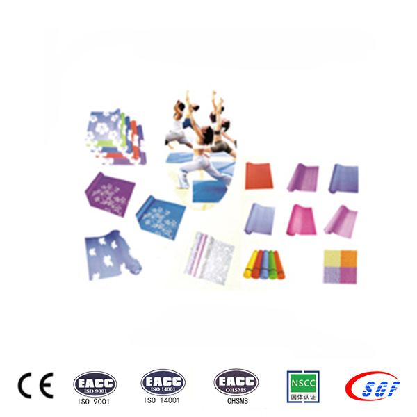 Wholesale Exercise Mat PVC Yoga Mats for Sale