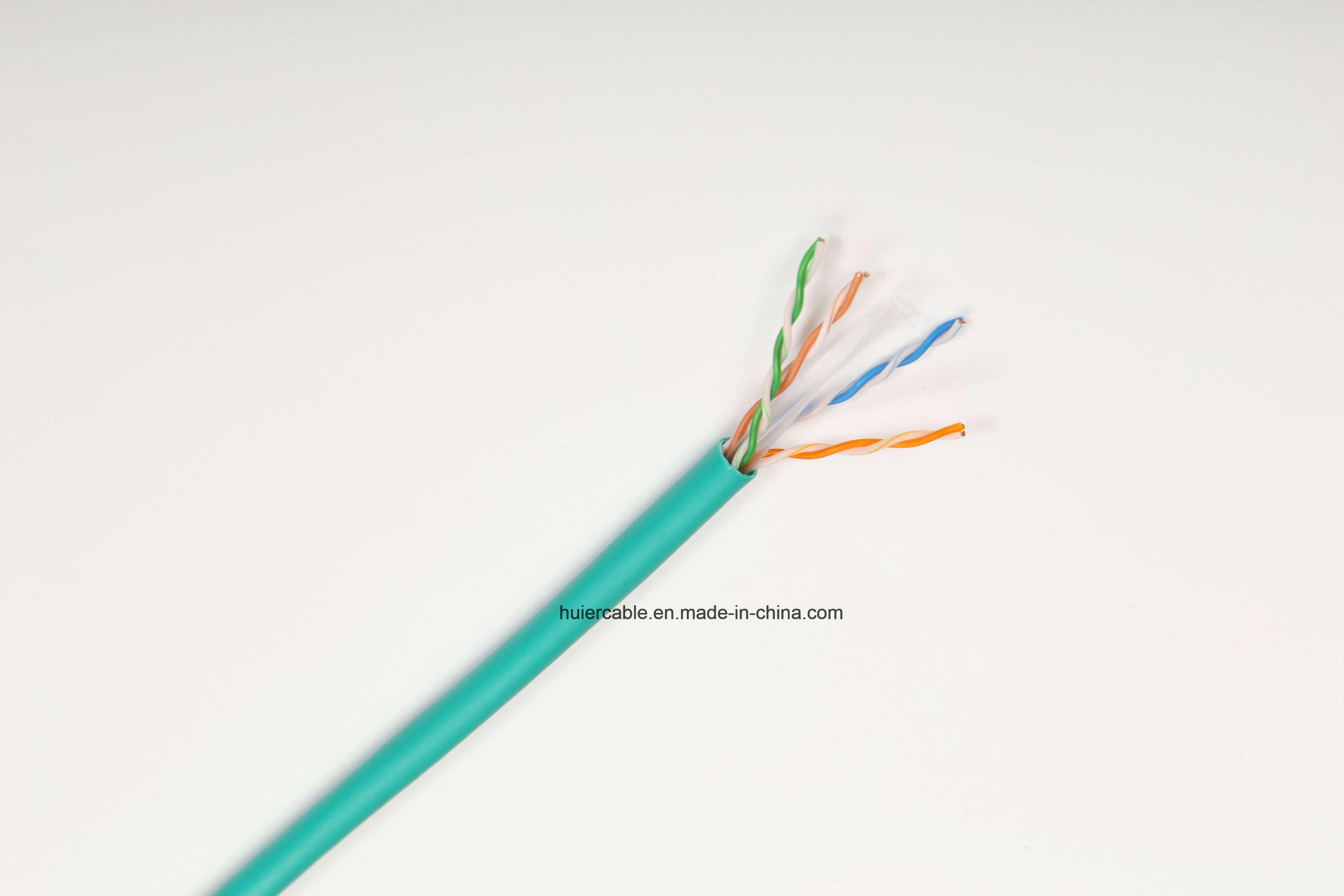 Network CAT6 Cat5e LAN Cable (Fluke Pass)