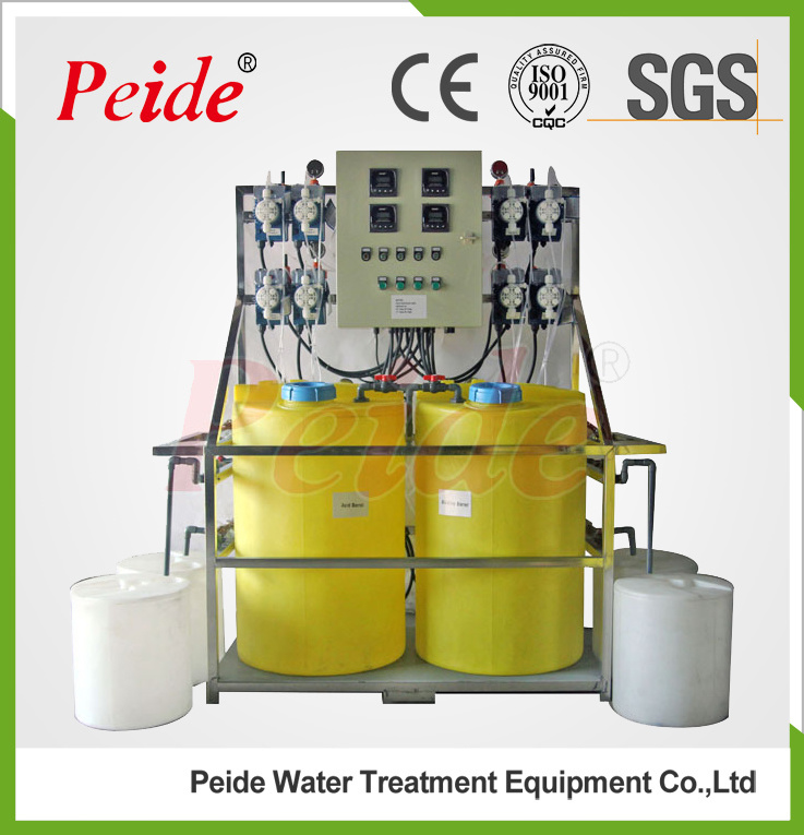Chemical Dosing System for Chilled Water