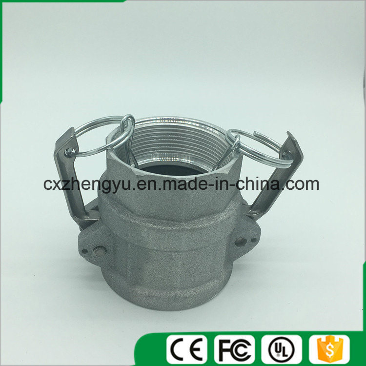Aluminum Camlock Couplings/Quick Couplings (Type-D)