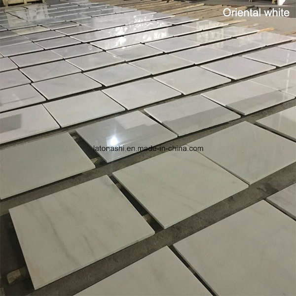 Polished White/Beige/Green/Black Stone Marble for Floor Tile Slab