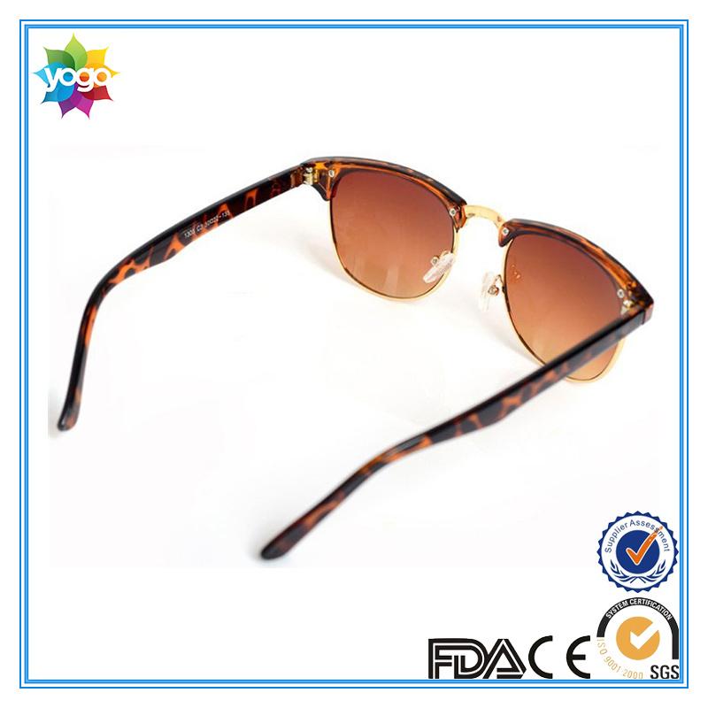 Famous Vintage Fashion Female Brand Polarized UV400 Sunglasses