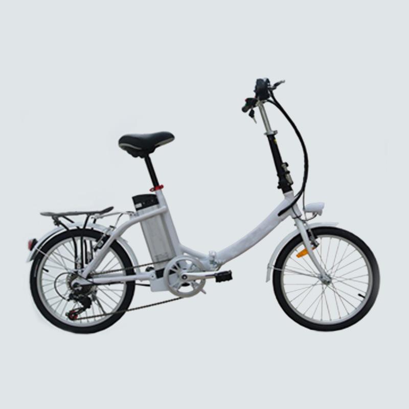 Portable Mini Electric Bike Light Weight Ebike