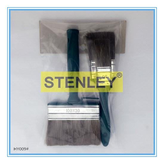 Paint Set Brush Plastic Handle