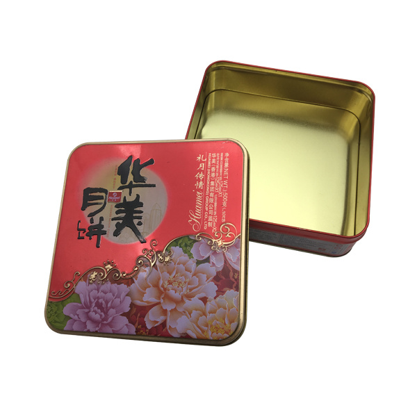 Cookie Biscuit Tin Box Round Shape Wholesale Food Tin Container pictures & photos