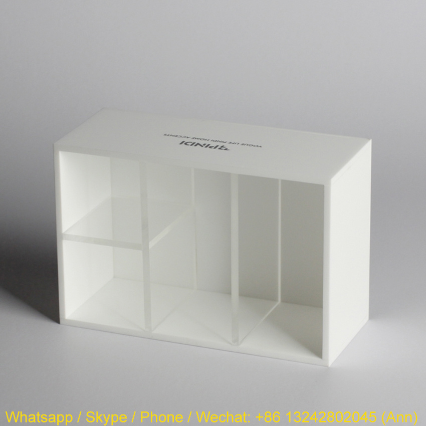 Custom Acrylic Storage Box