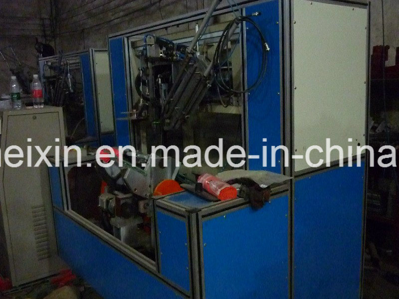5 Axis CNC India Double Hocky Brush Machine