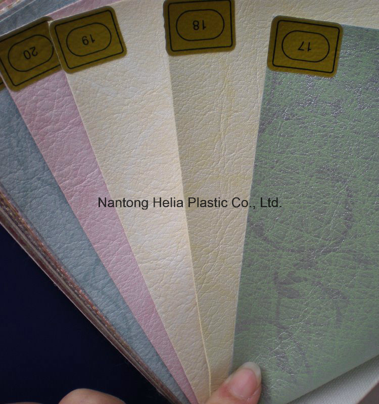 PU Synthetic Leather for Sofa (HL29-01)