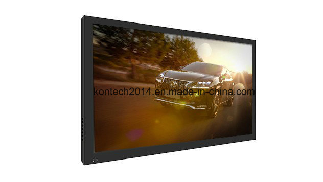 98inch Large LCD Screen Monitor with 4k/Uhd 2160p Resolution