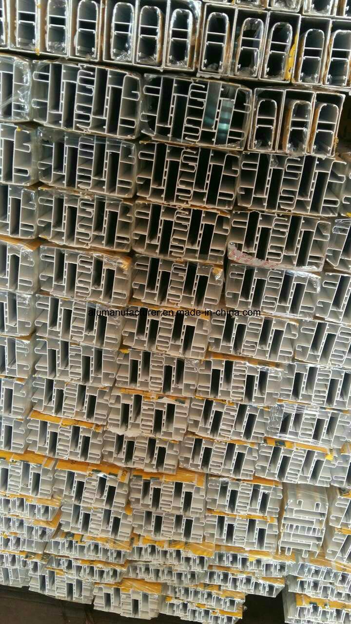 Nigeria Aluminium Alloy Extrusion Profile for Door and Window