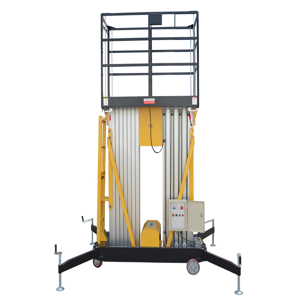6-14m Movable Material Handling Equipment Hydraulic Lift