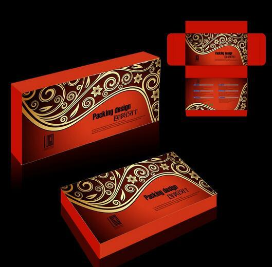 Luxury Paper Cardboard Gift Box for Packaging