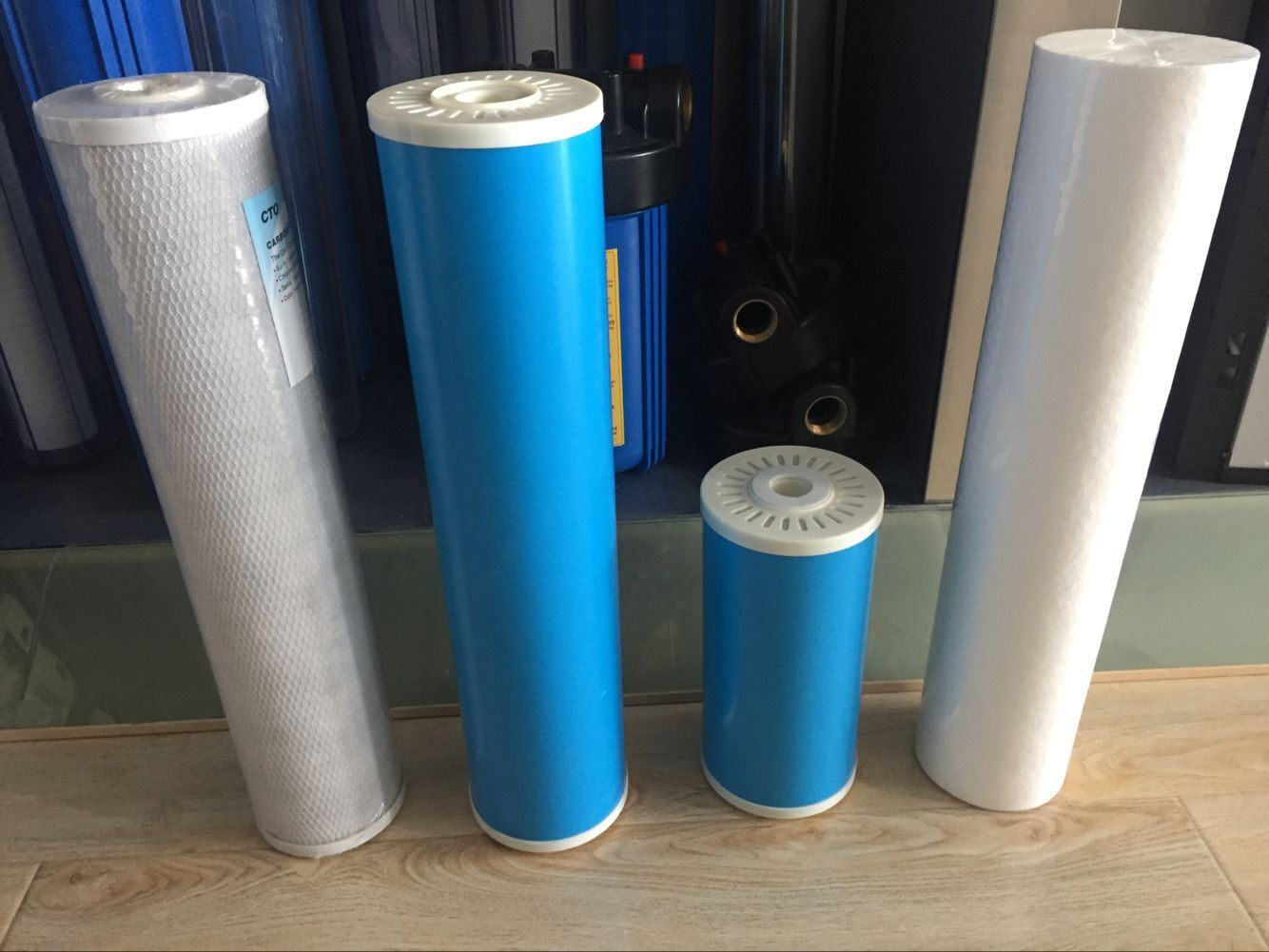 Active Carbon Filter Cartridge for Water Purifier