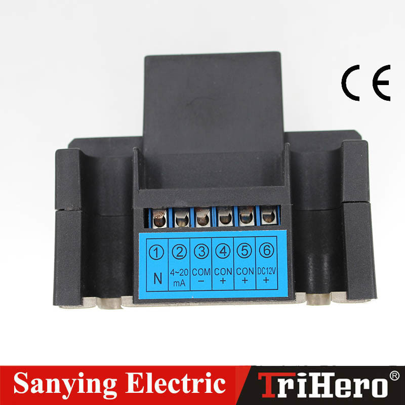 Intelligent Three-Phase AC Voltage Regulator, SSR 4-20mA, SSR 0-10V, SCR
