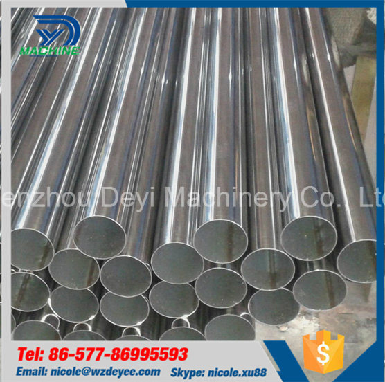 SS316L Sanitary Stainless Steel Tubes Pipes Fittings